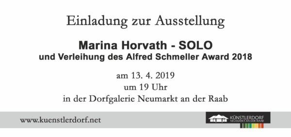 M.Horvath Ausstellung