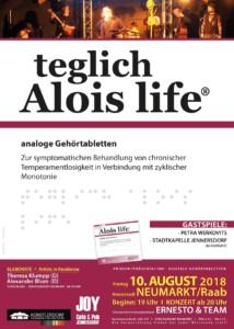 teglich Alois live