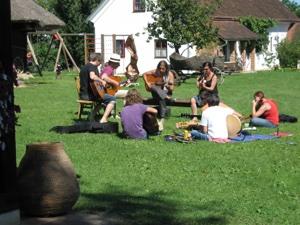 Künstlerdorf Gitarrekurs